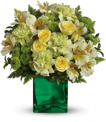 Emerald Elegance Bouquet