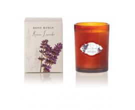 Roman Lavender Signature Glass Candle