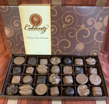 1 pound Assorted Coblenz Chocolates